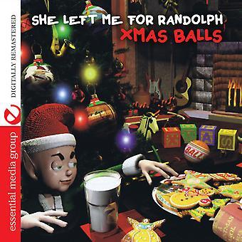 Monty Lane Allen - sie hat mich verlassen wegen Randolph [CD] USA Import