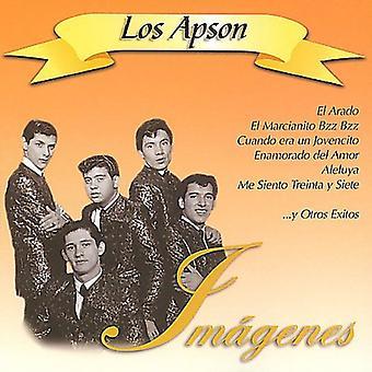 Los Apson - Imagenes [CD] USA import