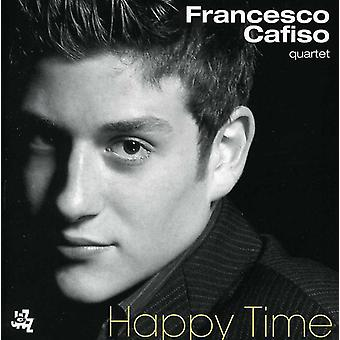 Francesco Cafiso Quartet - Happy Times [CD] USA import