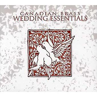 Canadian Brass - Wedding Essentials [CD] USA import