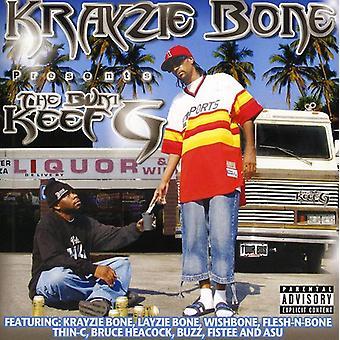 Krayzie Bone Presents - Bum Keef G [CD] USA import