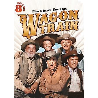 Wagon Train the Final Season [DVD] USA import