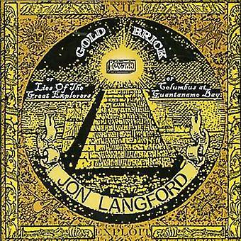 Jon Langford - Gold Brick [CD] USA import