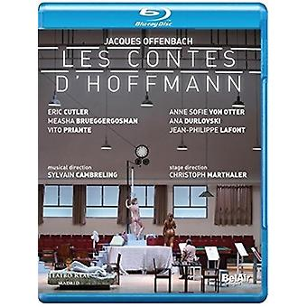 Les Contes D'Hoffmann [Blu-ray] USA import