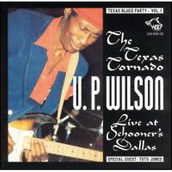 Wilson/Jones-Wilson/Jones: Vol. 1-Texas Blues Party [CD] USA import