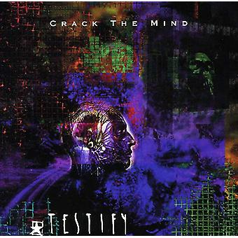 Testify - Crack the Mind [CD] USA import