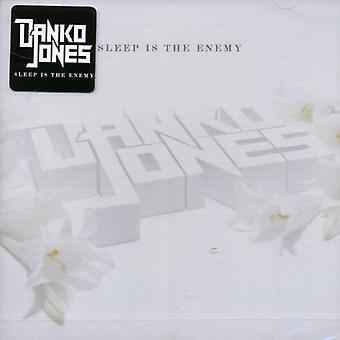 Danko Jones - Sleep Is the Enemy [CD] USA import
