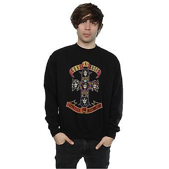 Guns appétit N Roses masculine pour la Destruction Sweatshirt