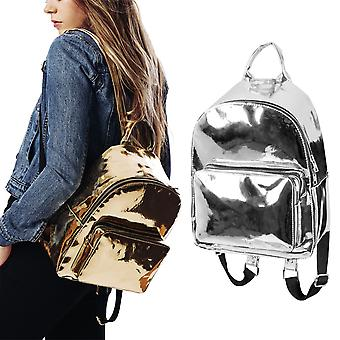Urban classics - MIDI metallic backpack fashion backpack