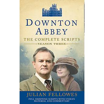 DOWNTON ABBEY-serie THRE TPB van Julian Fellowes