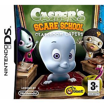 Casper skræmme skoleklasse værelse kapers (Nintendo DS)-fabriks forseglet