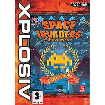 Space Invaders Anniversary (Pc CD) - Nouveau