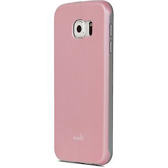 Moshi iGlaze Case for Samsung Galaxy S6 - Carnation Pink