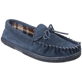 קוטסוולד Mens אלברטה להחליק על מוקסין נעלי חיל הים