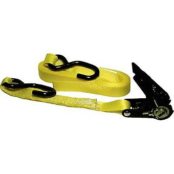 Kunzer ZG 5,0 H Double strap Low lashing capacity (single/direct)=250 daN (L x W) 5 m x 25 mm