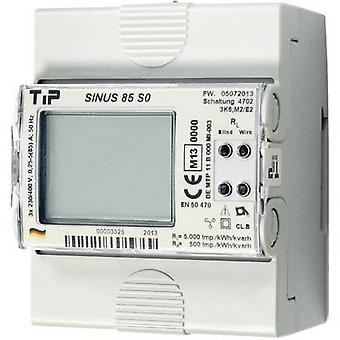 TIP SINUS 85 S0 Electricity meter (3-phase) Digital MID-approved: Yes 1 pc(s)