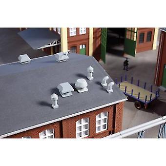 Auhagen 80103 H0 Roof air vents