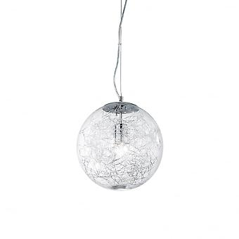 Ideal Lux Mapa Max Single Pendant Light D30