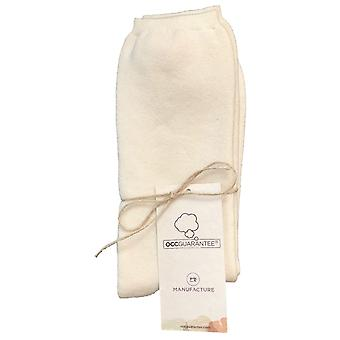 Body4real Organic Clothing 100% Certified Cotton Unisex Socks 43/45