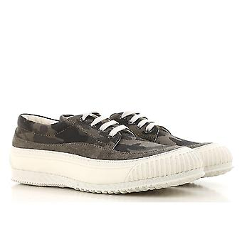 Hogan mannen lage top sneakers shos in camouflage stof