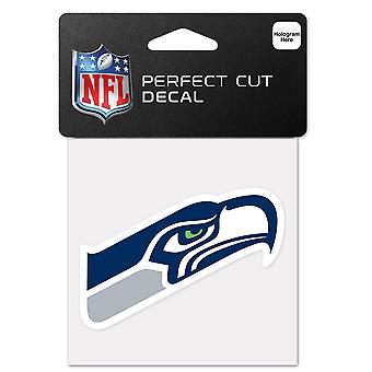 Wincraft kalkomanii 10x10cm - NFL-Seattle Seahawks