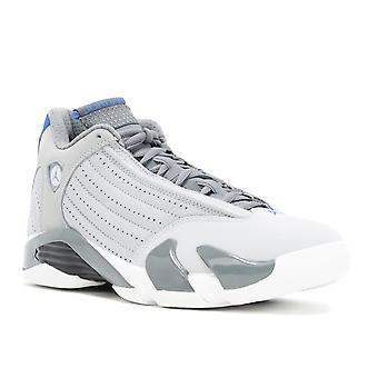 الهواء الأردن 14 الرجعية 'الرياضة الأزرق'-487471-004-أحذية