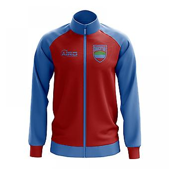 Dagestan Concept Football Track Jacket (Red)