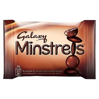 Galaxy Minstrels Chocolate Standard Bags