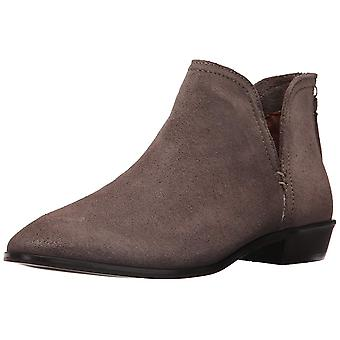 Kenneth Cole Reaction Womens RL07282SU Leather Round Toe Ankle Fashion Boots