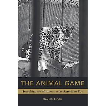 De animalske spil - søger vildskab i den amerikanske Zoo af Daniel