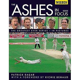 Ashes in Focus: The Greatest Ever Series in Pictures (Wisden)