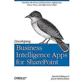 Desenvolvimento de aplicativos de inteligência de negócios para Sharepoint