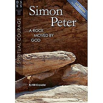 Simon Peter: A Rock Moved by God (Discovery Series Bible Study)