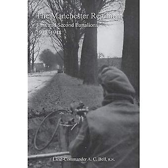 Storia del Manchester Regimentfirst e seconda battaglioni 1922-1948
