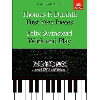 Dunhill - pierwszy rok sztuk/Swinstead - pracy i zabawy