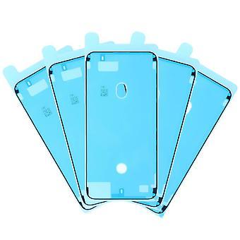 För iPhone 8-Frame till bezel lim-vit x 5 | iParts4u