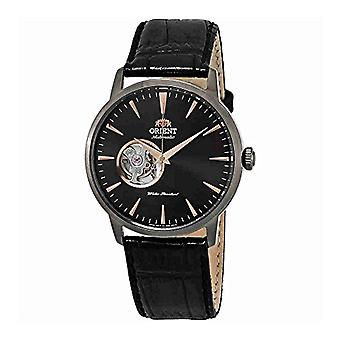 Orient Automatic Analog Man with a leather strap FAG02001B0