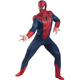 Spider Man volwassen kostuum