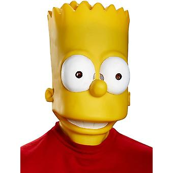 Bart Mask For Adults