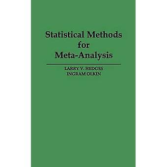 生垣・ ラリー V によって MetaAnalysis の統計的手法。