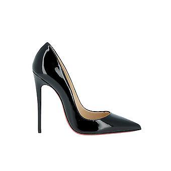 Christian Louboutin 3130694bk01 Women's Black Patent Leather Pumps