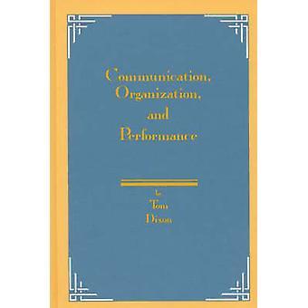 Mededeling van de organisatie en de prestaties door de & Tom Dixon