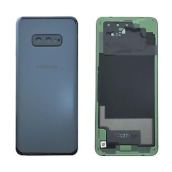 Samsung GH82-18452A battery cover cover for Galaxy S10e G970F + adhesive pad black Prism black new