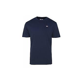 トミー ヒルフィガー DM0DM06061002 普遍的なすべての年の男性 t シャツ