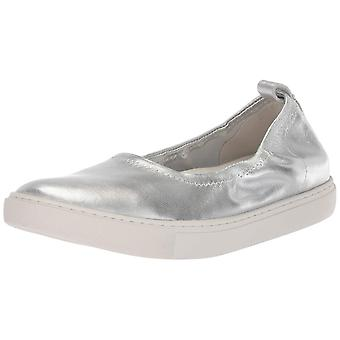 Kenneth Cole New York Womens Kam Ballet Leather Closed Toe Ballet Flats