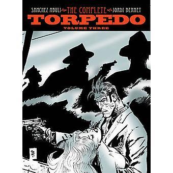 Torpedo Volume 3 by Jordi Bernet - 9781600108549 Book