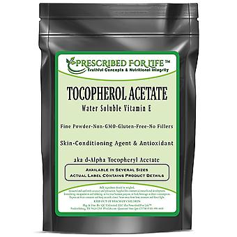 Tocophérol Acétate - Water Soluble Vitamin E Alpha - 700 UI/gm Poudre