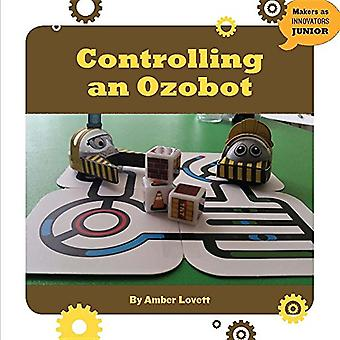 Controlling an Ozobot by Amber Lovett - 9781634721875 Book