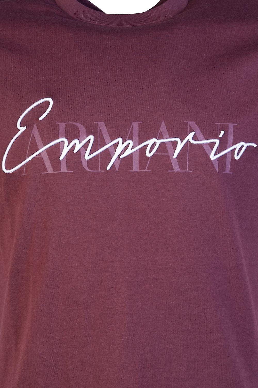Emporio Armani Round Neck T Shirt 3G1TG2 1J30Z