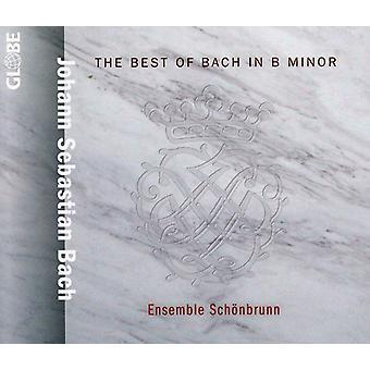 J.S. Bach - The Best of Bach in B Minor (Bonus CD: 25 Years of Ensemble Sch Nbrunn) [CD] USA import